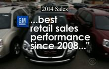 GM sales strong despite deadly defects, recalls