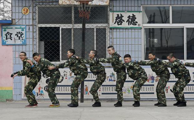 Internet addiction treatment China