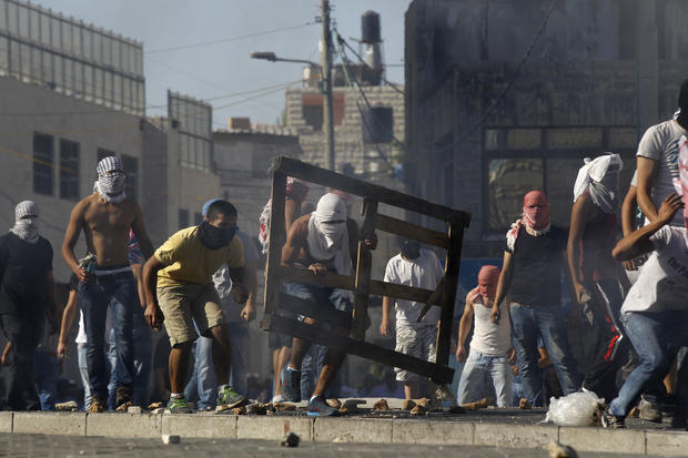 Clashes in Holy Land after killings