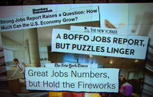 Real recovery? Economist on positive June jobs numbers