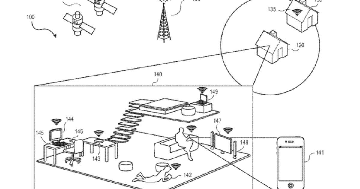 Apple patent smartens up iPhone's security lock - CBS News