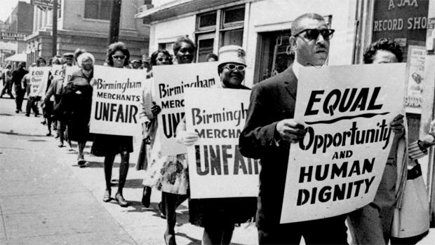 racism african american and civil rights