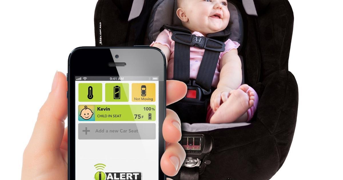 Baby Car Seat Alarm System
