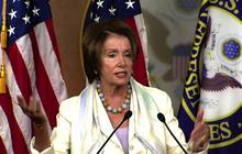 "Nancy Pelosi: Democrats ""not divided"" over immigration policy"