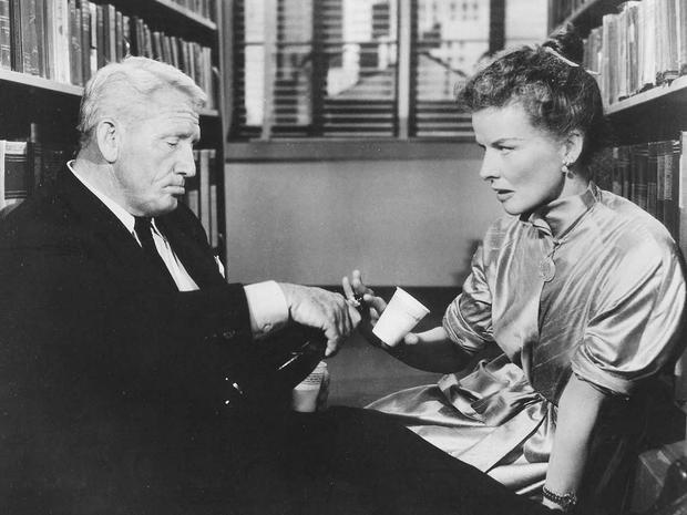 Desk Set Katharine Hepburn Pictures Cbs News