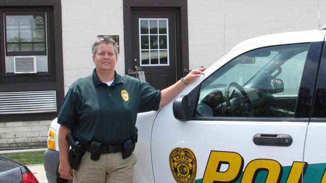 ​Latta Police Chief Crystal Moore