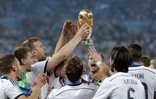 Germany wins World Cup glory
