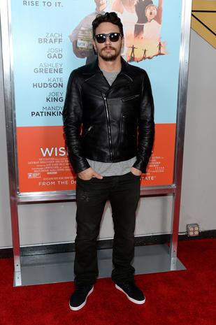 """Zach Braff's """"Wish I Was Here"""" premieres in New York"""