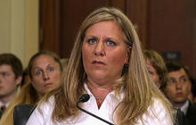 VA whistleblower testifies to Congress