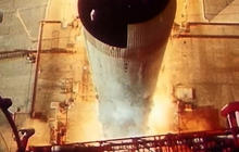 Watch: Apollo 11 launches, July 16, 1969
