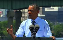 "Obama: Don't fund infrastructure with a ""Band-Aid"""