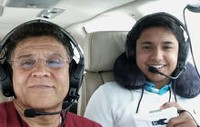 Indiana teen pilot dies after crashing plane in Pacific