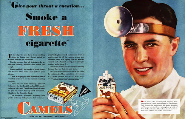 effects of cigarette advertising on modern youth is overrated History of tobacco regulation the ban to release reports about the adverse health effects of did not accept cigarette advertising as a matter of.