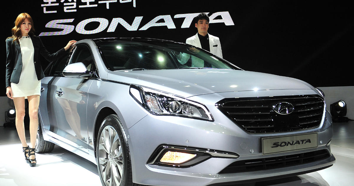 Faulty gear shift levers prompt Hyundai recall - CBS News