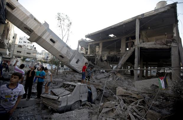 Violence in Gaza