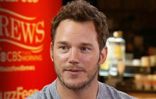 """Actor Chris Pratt dishes on """"Guardians of the Galaxy"""""""