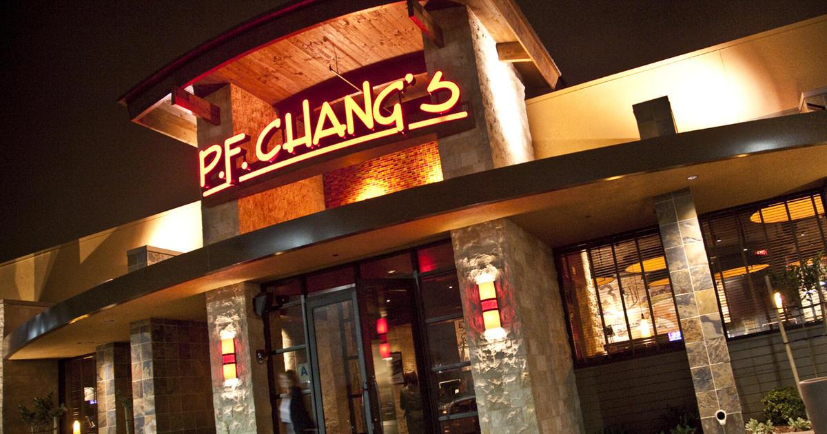 Pf Changs Names Restaurants In Data Breach Cbs News