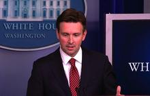 W.H.: Humanitarian crisis in Iraq tied to political solution