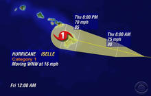 Weather forecast: Hawaii islands brace for back-to-back storms