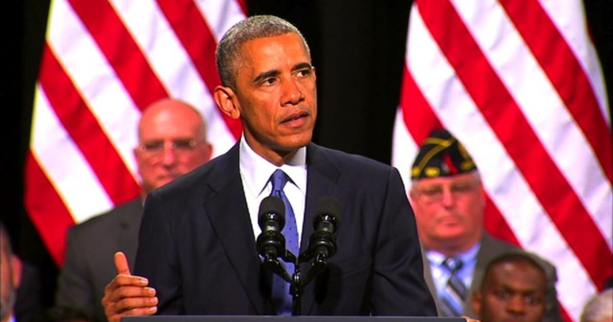 Obama VA Reform Bill Covers A Lot Of Ground Videos