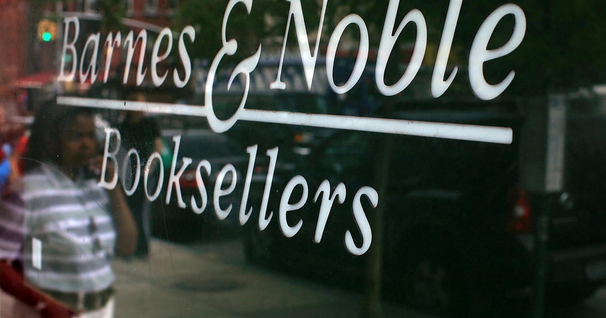 Barnes Noble Hangs Up For Sale Sign Cbs News