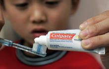 Could triclosan, an ingredient used in toothpaste and soap, be a health hazard?