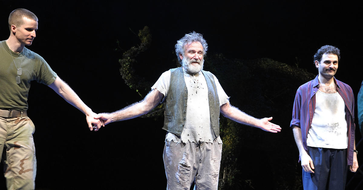 Robin Williams remembered by Broadway - CBS News