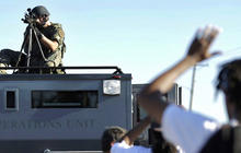Ferguson police response spotlights domestic use of military equipment