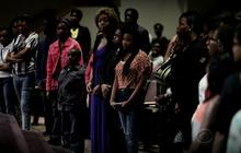 8/17: Supporters pack Ferguson church in rally for fatally shot teen; Zoos look up to attract next generation of visitors