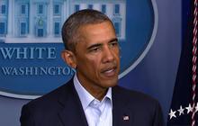 Obama calls for calm, understanding in Ferguson