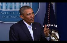 Obama: Black youth face more run-ins with criminal justice system