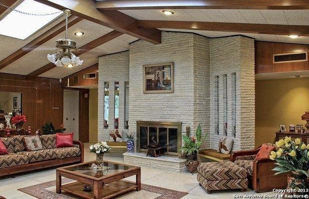 8 Remarkably Retro Quot Time Capsule Quot Homes Cbs News