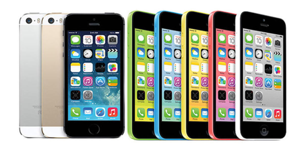 in anticipation of iphone 6 walmart sells iphone 5c for 97 cents cbs news. Black Bedroom Furniture Sets. Home Design Ideas