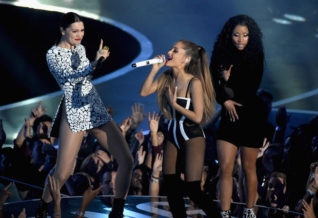 MTV VMAs 2014 highlights