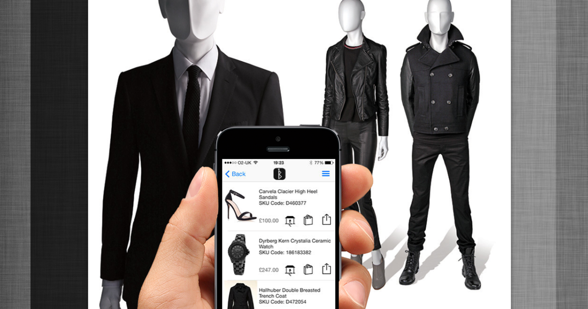 Smart mannequin can tell you about the clothes it's modeling