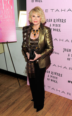 Joan Rivers' best quotes