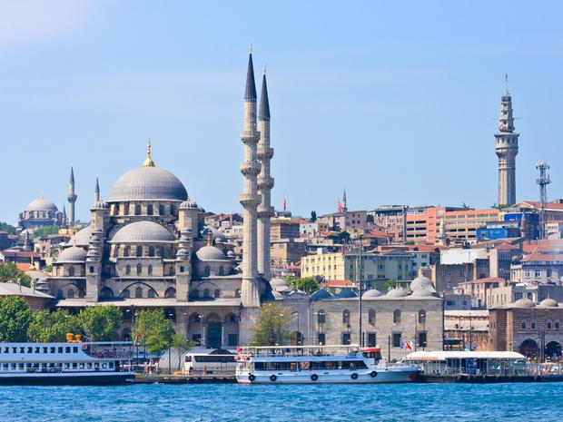 Istanbul, Turkey Shutterstock