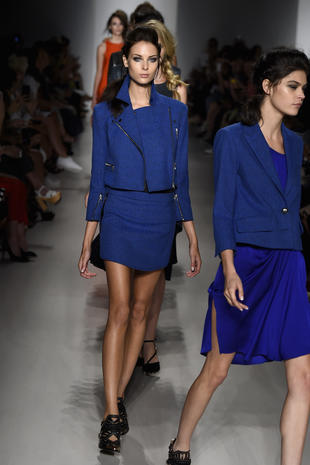 New York Fashion Week Spring 2015