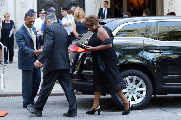 Funeral for Joan Rivers