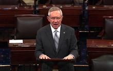 "Harry Reid to GOP: ""Be careful"" about Iraq advice from Dick Cheney"