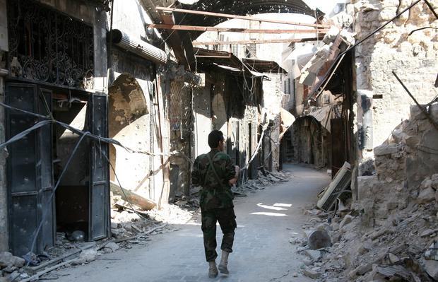 Syria's civil war