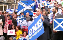 Scotland voters to decide on independence from UK