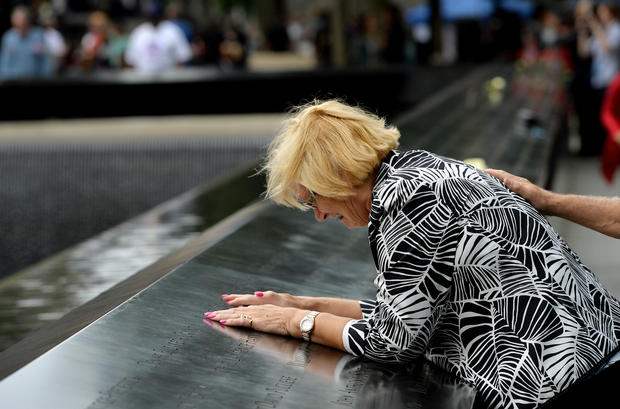 New York 9 11 Remembered Pictures Cbs News