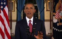 "Obama addresses ISIS: ""If you threaten America, you will find no safe haven"""
