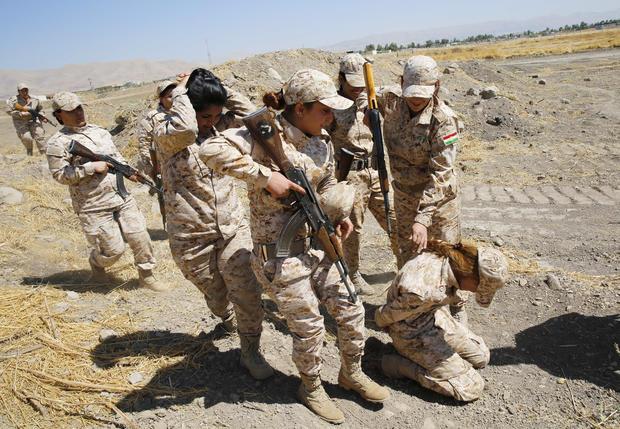 Women of Peshmerga