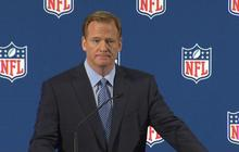 "NFL's Goodell pledges to ""get it right"""