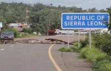 Sierra Leone on lockdown as Ebola outbreak spreads