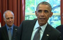 Obama lauds Secret Service despite string of security breaches