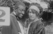 Oldest surviving film of black actors found