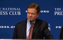 "Former Sen. Jim Webb ""seriously looking at"" a presidential run"